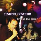 HAREM SCAREM-LIVE AT THE SIREN (BONUS TRACKS) CD NEW