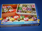 New 500 pc Jigsaw Puzzle Puzzlebug Gift Colorful Mini Donuts