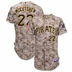 2015 Andrew McCutchen Pittsburgh Pirates Authentic Alt Camo Cool Base Jersey