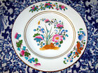 Antique Wedgwood PLATE Oriental Asian GROUPS MULTI Enameled OLD MARKS! FREE SH!
