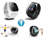 Bluetooth Smart Wrist Watch For Android Samsung Galaxy S6 S5 Note 5 4 3 LG G3 G4