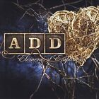 A.D.D.-Elements of Emptiness (Re-issue Full Length) CD NEW