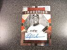 2015 PANINI COOPERSTOWN RICKEY HENDERSON HOF INDUCTION AUTO CARD 3 5