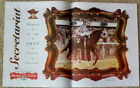 SECRETARIAT 25TH ANNIVERSARY DAILEY RACING FORM NEWSPAPER WITH MANY PHOTOS