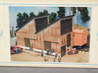 HO Scale RARE Craftsman Kit Whiteground White Ground #11 WOOSTER GAS WAREHOUSE