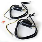NEW 2x suzuki gs1150 gs1100 gs1000 gs850 gs 4 ohm IGNITION COILS coil pack wires