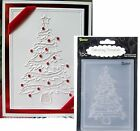 DARICE Embossing Folder CHRISTMAS TREE Holidays 1215 56 Cuttlebug Compatible