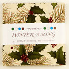 CHARM PACK~WINTERS SONG~MODA~42-5