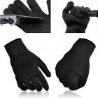 STAINLESS STEEL WIRE KNIFE-RESISTANT GLOVES COOL CUT PROOF SAFETY WORKING GLOVES