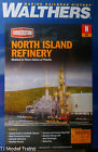 Walthers N 933 3219 North Island Oil Refinery Kit 8 1 16 x 5 205 x 127cm