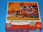 New 1000 pc Jigsaw Puzzle Sunset Visit Mega Puzzlers Hometown Collection Gift