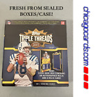 2011 Topps Triple Threads Football HOBBY Box Cam Newton RC Auto Jersey Booklet?