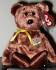 Ty Beanie Baby ~ WILLIAM the Bear (Open Book)(UK Exclusive) MWMT