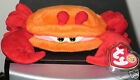 Ty Beanie Baby - GRUMBLES the Crab (June 2006 BBOM)(7 Inch) MINT with MINT TAGS