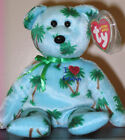 Ty Beanie Baby ~ I LOVE GUAM the Bear (Guam Exclusive) NEW MWMT