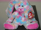 Ty Beanie Baby - FRITTERS the Bunny (March 2005 BBOM)(8 Inch) MINT with MINT TAG