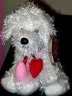 Ty Beanie Baby ~ LOVEYPUP the Dog ~ MINT with MINT TAGS ~ RETIRED