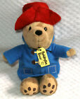 Paddington Bear 2015 Stuffed Animal 7 Plush Toy with Tag