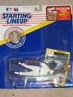 1991 MLB STARTING LINEUP-ROBERTO KELLY FIGURE WITH CARD & COLLECTOR COIN