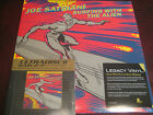 JOE SATRIANI Surfing With the Alien MFSL 24 KARAT GOLD AUDIOPHILE CD + LEGACY LP