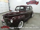 Ford Coupe Runs Drives Body Inter VGood V8 Cruise Ready 1948 burgundy runs drives body inter vgood v 8 cruise ready