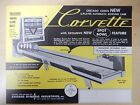 Chicago Coin Corvette Shuffle Alley Bowler Advertising Flyer