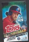 TOPPS 2016 SERIES 1 SEALED BASEBALL REGULAR HOBBY BOX, ROOKIES SCHWARBER,.....