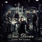 New Device - Here We Stand (NEW CD)