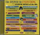 The Answer To Everything: Girl Answer Songs Of The 60s, 0029667029728, Various .