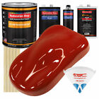 Candy Apple Red Gallon Kit URETHANE BASECOAT Auto Paint FAST Kit