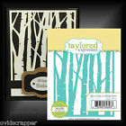 Taylored Expressions dies BIRCH TREES cutting plate die woods Nature TE178