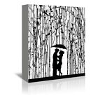 Americanflat Film Noir by Marc Allante Graphic Art on Wrapped Canvas