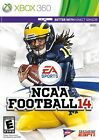 Ncaa Football 14 Xbox 360 Game Only