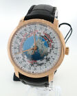 Vacheron Constantin Patrimony Traditionnelle World Time 86060/000r-9640 Rose