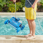 Aquabot Pool Rover Junior Jr Above Ground Swimming Pool Robot Cleaner  APRVJR