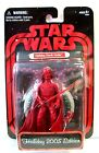 Darth Vader Holiday Edition Action Figure Star Wars 2005 Hasbro Toys