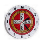 American Retro Double Bubble 145 Schwinn Wall Clock