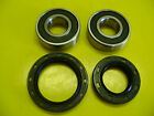 KAWASAKI ELIMINATOR 250 250HS EL250 FRONT WHEEL BEARING & SEAL KIT 226