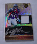 2011 Panini Gold Standard #252 Von Miller Jersey Auto RC 392 525 On Card