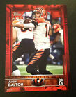 2015 Topps Oversized 5x7 Red #02 25 Made ANDY DALTON Bengals #47 RARE