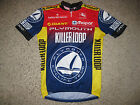 Vintage Giordana Plymouth Killer Loop Cycling Team Jersey L Bike Bicycle Cycle