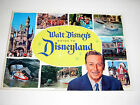 Vintage 1960 Walt Disneys Guide to Disneyland Souvenir Booklet