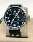 IWC Classic Big Pilot Mens Watch IW5009-01 Pilots Watch 46mm