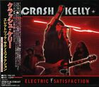 Crash Kelly - Electric Satisfaction - Japan CD+3 - NEW