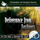 Encounters Network CDDFD14 Audio CD Get Course Deliverance From Darkness 14 CD