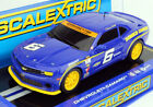 Scalextric C3258 Chevy Camaro #6 Sunoco Slot Car 1/32