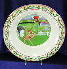 NEW! Jim Shore BARNYARD ROOSTER Pasta / Salad Serving Center Bowl
