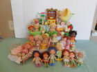 Vintage Strawberry Shortcake dolls and Furniture Pets etc..  1970's