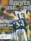 Kurt Warner Cards, Rookie Cards and Autographed Memorabilia Guide 53