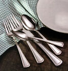 Oneida Chaplet 65 Piece Service for 12 Stainless 18 10 Flatware Set